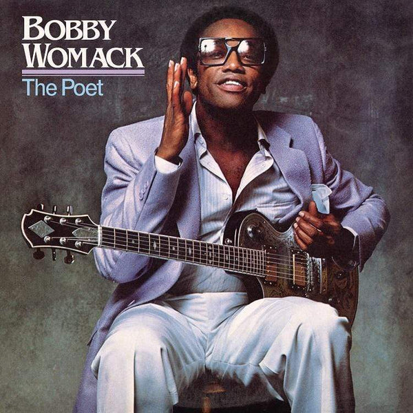 Bobby Womack - The Poet (LP) Universal Records