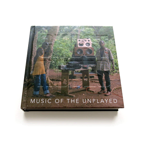 B+ - Ghostnotes: Music Of The Unplayed (Hardcover Book) University of Texas Press