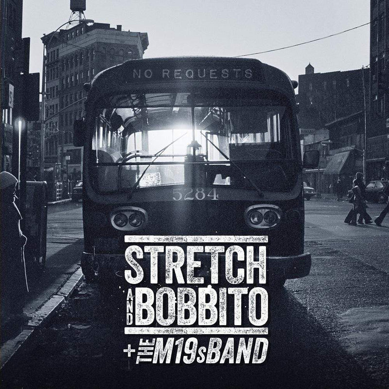 "Stretch and Bobbito + The M19s Band - No Requests (7"" Box Set) Uprising Music"