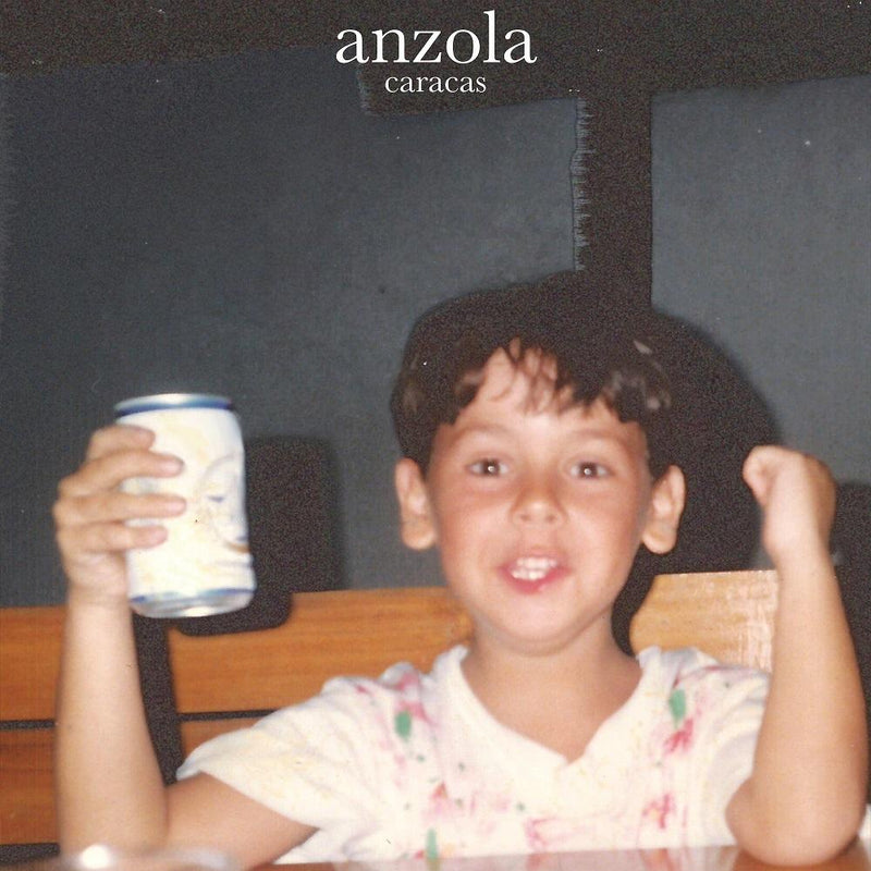 "Anzola - Caracas (Say That Again / Might Be Something) (7"") URBNET"