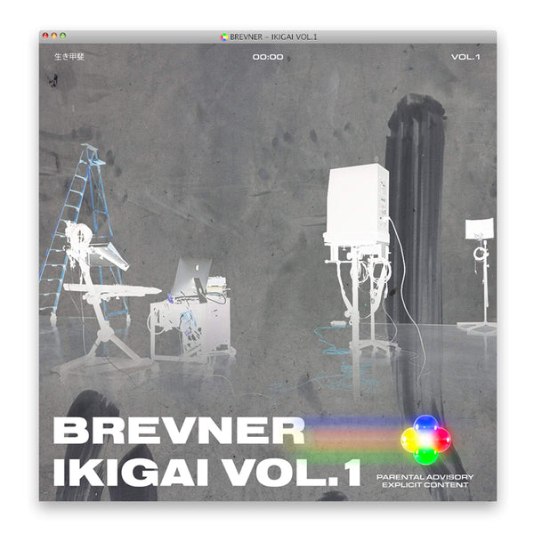 Brevner - IKIGAI Vol. 1 (CD) URBNET