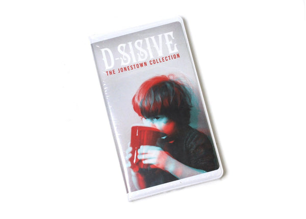 D-Sisive - The Jonestown Collection (3xCassette) URBNET