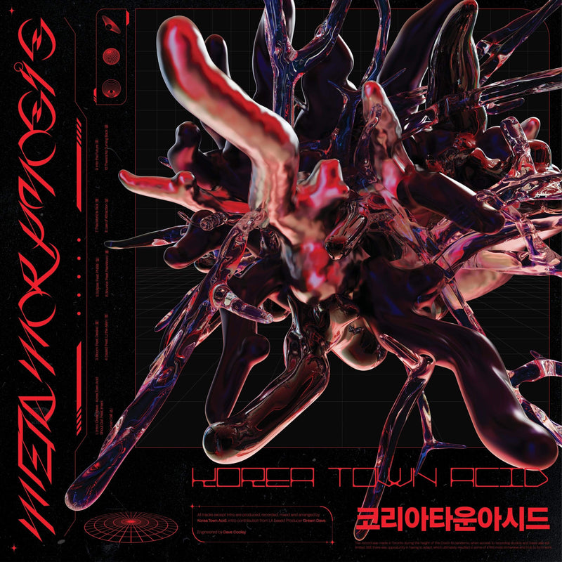 Korea Town Acid - Metamorphosis (LP) URBNET