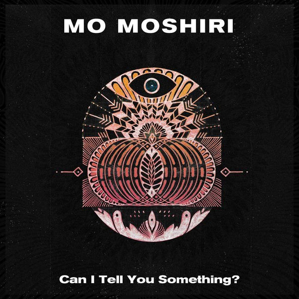 Mo Moshiri - Can I Tell You Something? (LP - Yellow Vinyl) URBNET