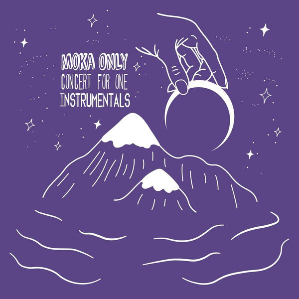 Moka Only - Concert For One Instrumentals (LP) URBNET
