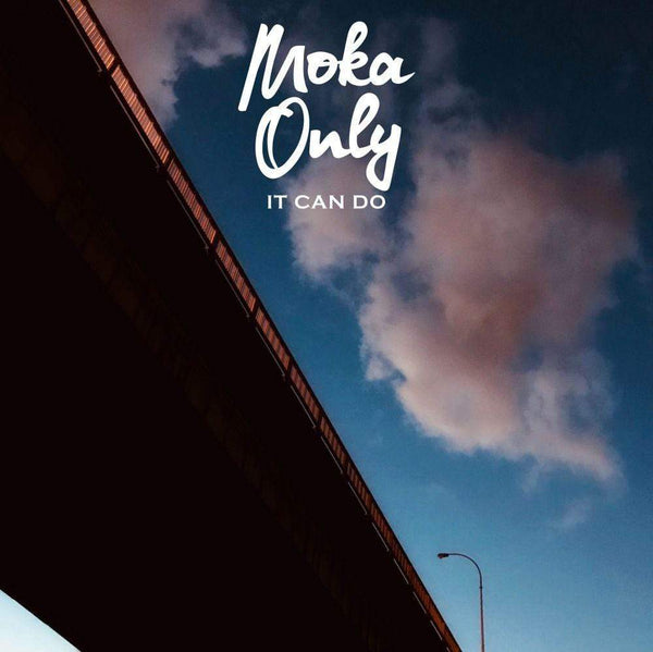 Moka Only - It Can Do (LP) URBNET