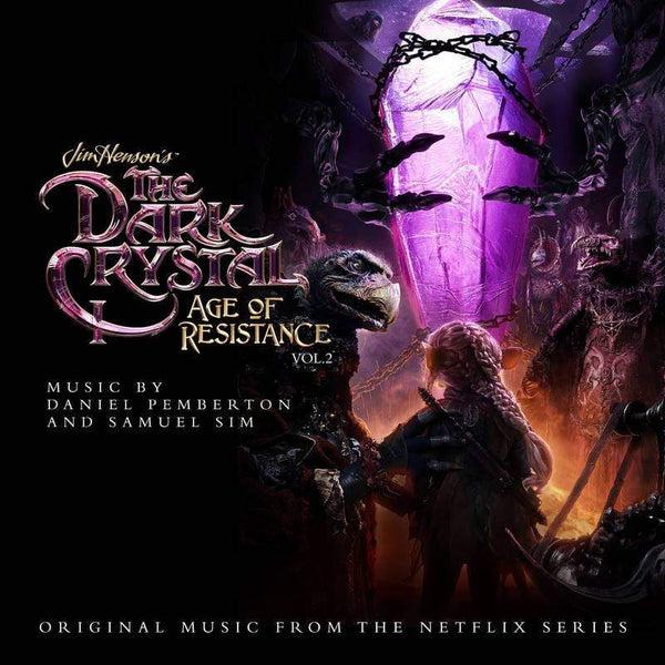 Daniel Pemberton & Samuel Sim - The Dark Crystal: Age of Resistance - The Aureyal (LP - Picture Disc) Varese Sarabande Records
