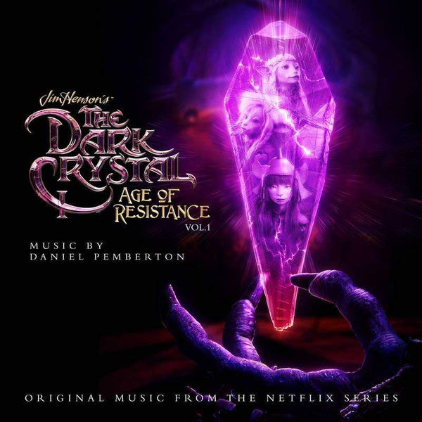 Daniel Pemberton & Samuel Sim - The Dark Crystal: Age of Resistance, The Crystal Chamber (LP - Picture Disc) Varese Sarabande Records