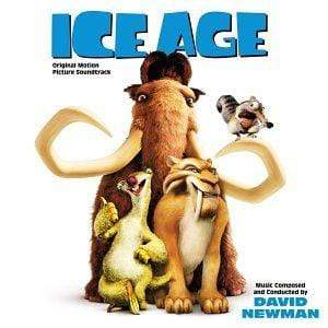 David Newman - Ice Age Original Motion Picture Soundtrack (LP) Varese Sarabande Records