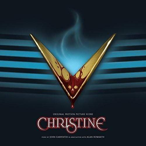John Carpenter - Christine: Soundtrack (LP - Blue Vinyl) Varese Sarabande Records