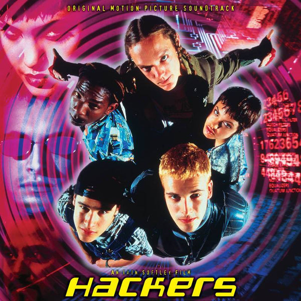V/A - Hackers: Soundtrack (2xLP) Varese Sarabande Records