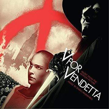 V/A - V For Vendetta Soundtrack (2LP) Varese Sarabande Records