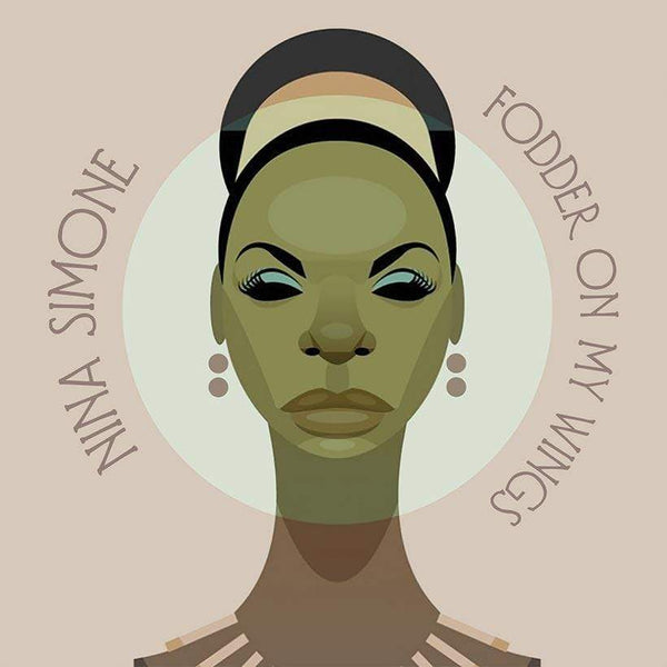 Nina Simone - Fodder On My Wings (LP) Verve