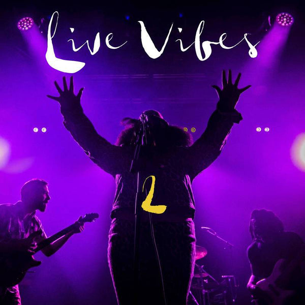 Tank and The Bangas - Live Vibes 2 (LP -  Purple/Yellow Vinyl) Verve