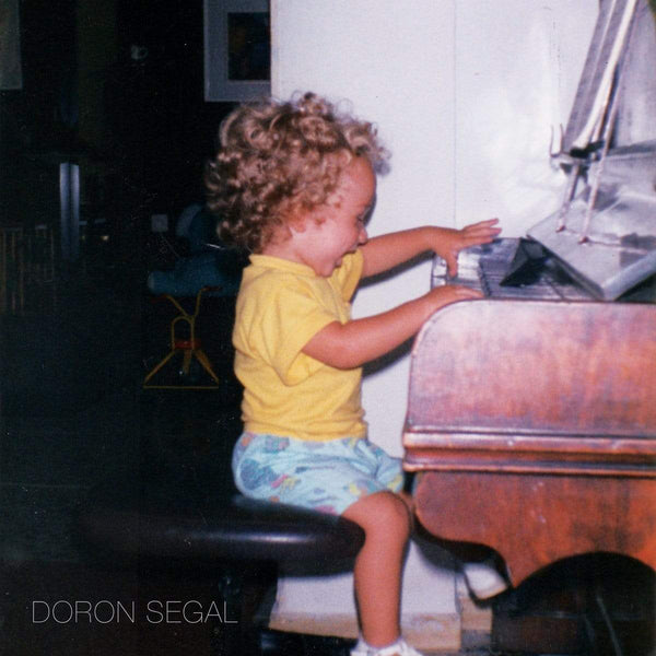 Doron Segal - Doron Segal - The Addition Of Strangeness (LP) Village Live Records