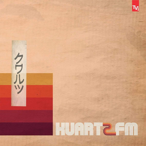Kuartz - Kuartz FM (LP) Village Live Records