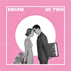 emune - US_TWO (LP - White/Red Marble Vinyl) Vinyl Digital