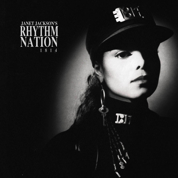 Janet Jackson - Janet Jackson's Rhythm Nation 1814 (2xLP) Virgin