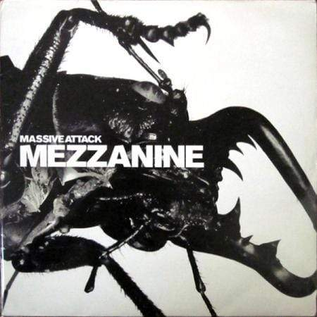 Massive Attack - Mezzanine (2xLP) Virgin