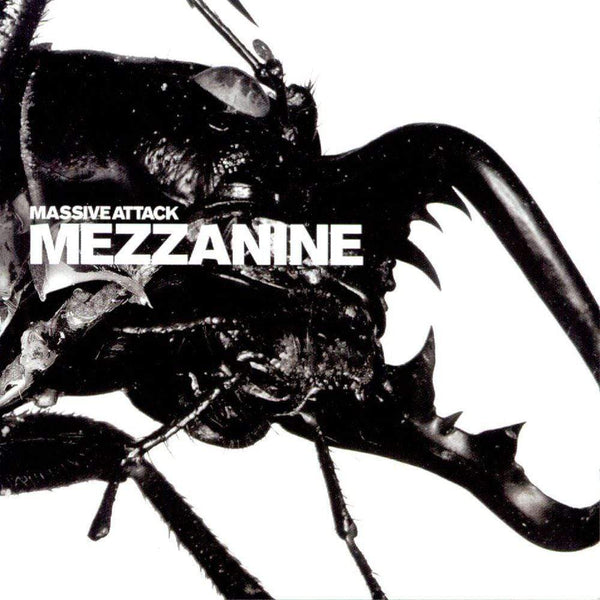 Massive Attack - Mezzanine: Super Deluxe Edition (3xLP - Boxset - Colored Vinyl) Virgin