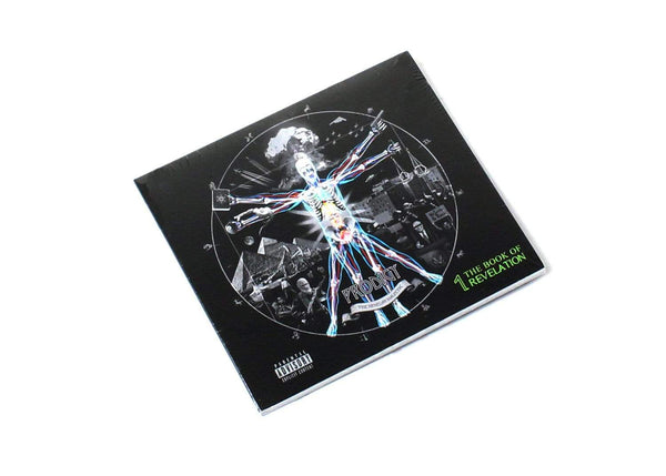 Prodigy - Hegelian Dialectic, Part One: The Book Of Revelation (CD) Vodka & Milk