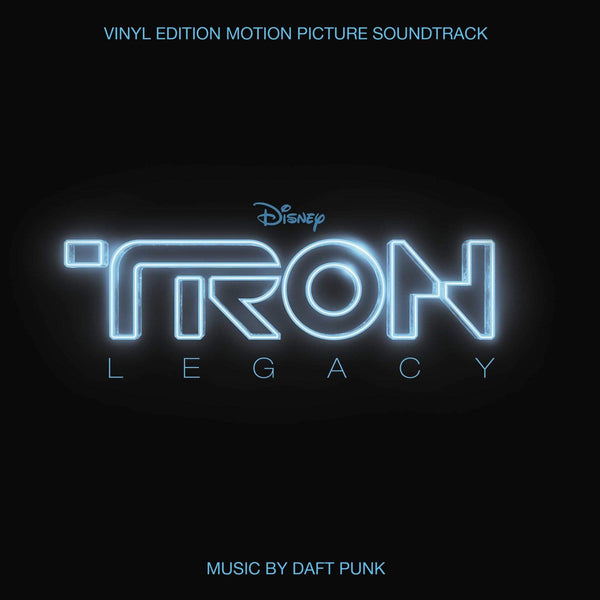 Daft Punk - TRON Legacy: Original Motion Picture Soundtrack (2xLP - Glow-In-The-Dark Jacket + Gatefold + Insert) Walt Disney Records