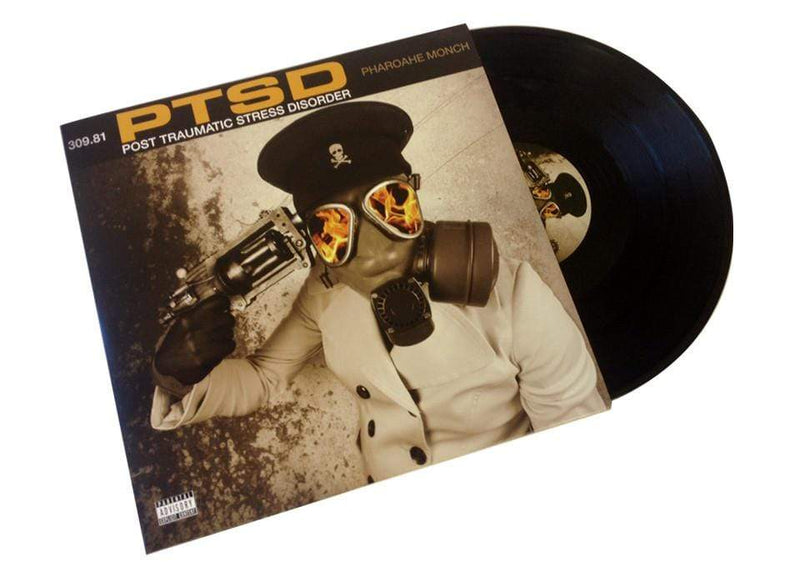 Pharoahe Monch - P.T.S.D. - Post Traumatic Stress Disorder (2xLP) WAR Media