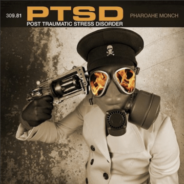 Pharoahe Monch - P.T.S.D. - Post Traumatic Stress Disorder (CD) WAR Media