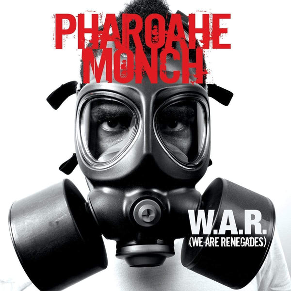 Pharoahe Monch - W.A.R. (We Are Renegades) (2xLP - Red Vinyl) WAR Media