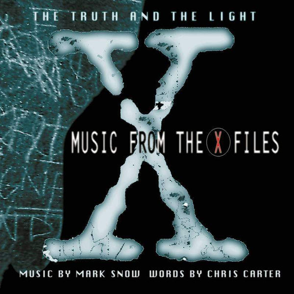 Mark Snow - X-Files, Music From The: The Truth And The Light (Soundtrack) (LP - Glow-In-The-Dark Green Vinyl) Warner Brothers