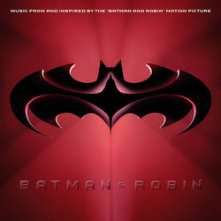 V/A - Batman & Robin: Soundtrack (2xLP - Red/Blue Vinyl) Warner Brothers