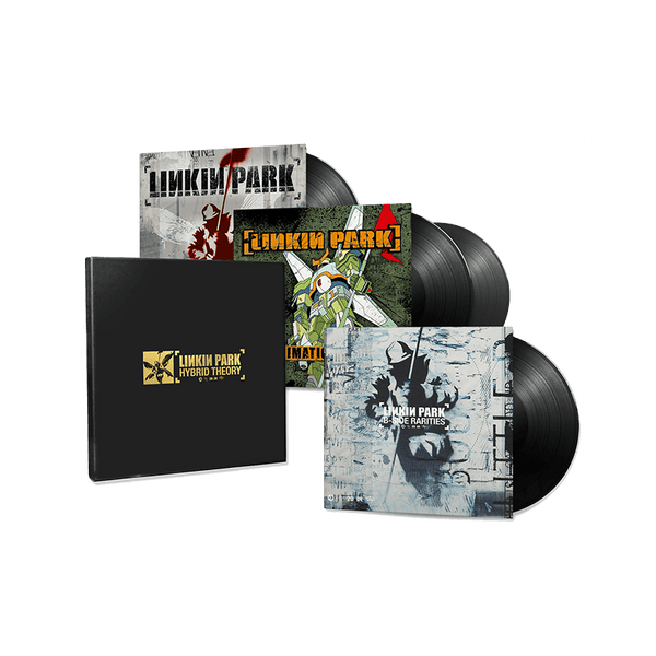 Linkin Park - Hybrid Theory: 20th Anniversary Edition (4xLP) Warner Records