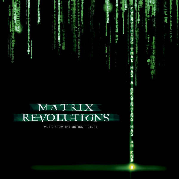 Various Artists - Matrix Revolutions, The (Soundtrack) (2xLP - Coke Bottle Green Vinyl) Warner Records