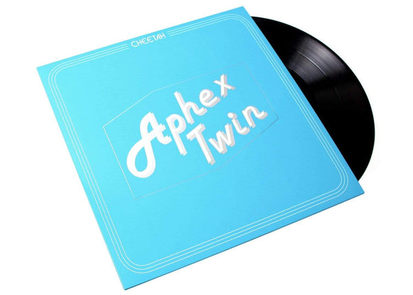 Aphex Twin - Cheetah (EP + Download Card) Warp Records