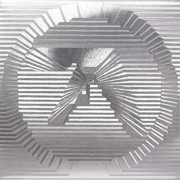 "Aphex Twin - Collapse (EP - 12"" Vinyl - Indie-Exclusive Silver Foil Jacket) Warp Records"