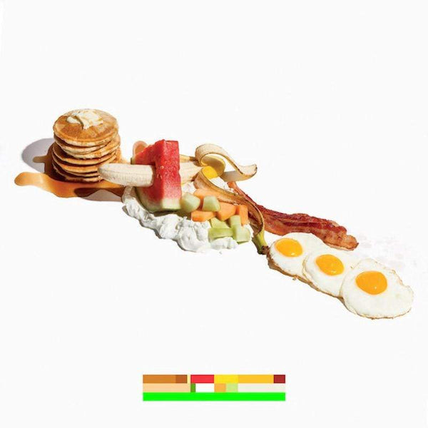 Battles - La Di Da Di (CD) Warp Records