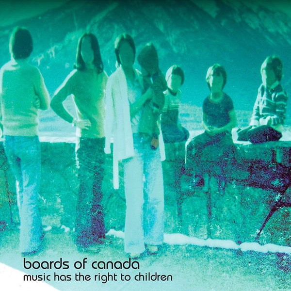 Boards Of Canada - Music Has The Right To Children (2xLP - Gatefold + Download Card) Warp Records