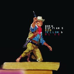 Born Ruffians - Red Yellow & Blue (LP) Warp Records