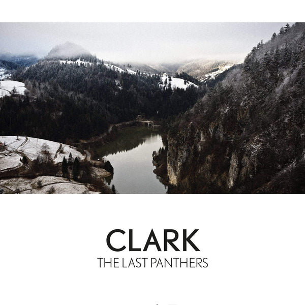 Clark - The Last Panthers (LP + Download Card + Download Card) Warp Records