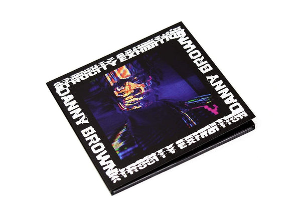Danny Brown - Atrocity Exhibition (CD) Warp Records
