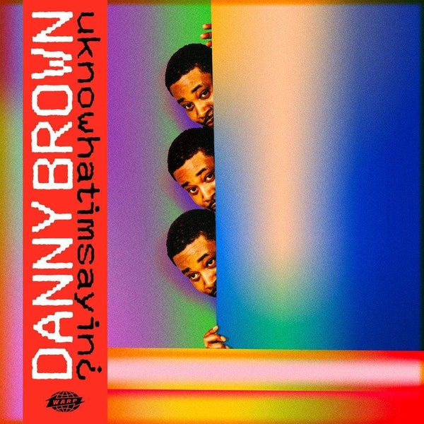 Danny Brown - uknowhatimsayin¿ (CD) Warp Records