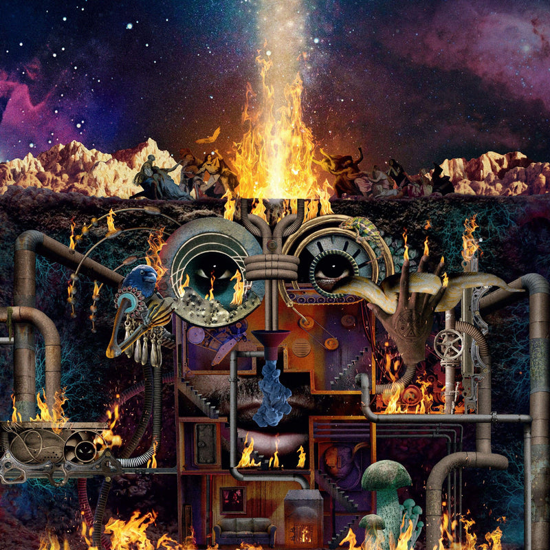 Flying Lotus - Flamagra (2xLP) Warp Records