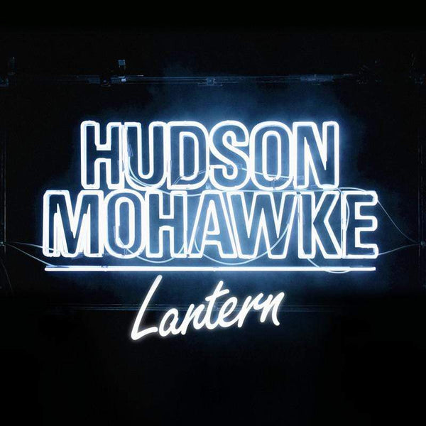 Hudson Mohawke - Lantern (CD) Warp Records