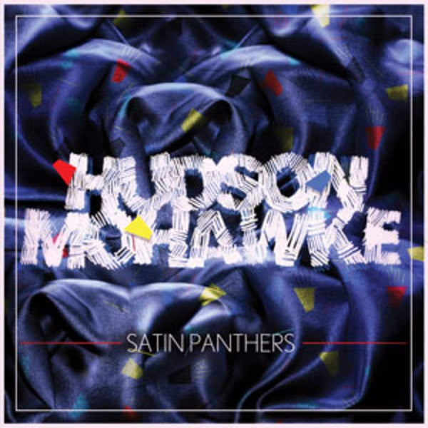 Hudson Mohawke - Satin Panthers (EP) Warp Records