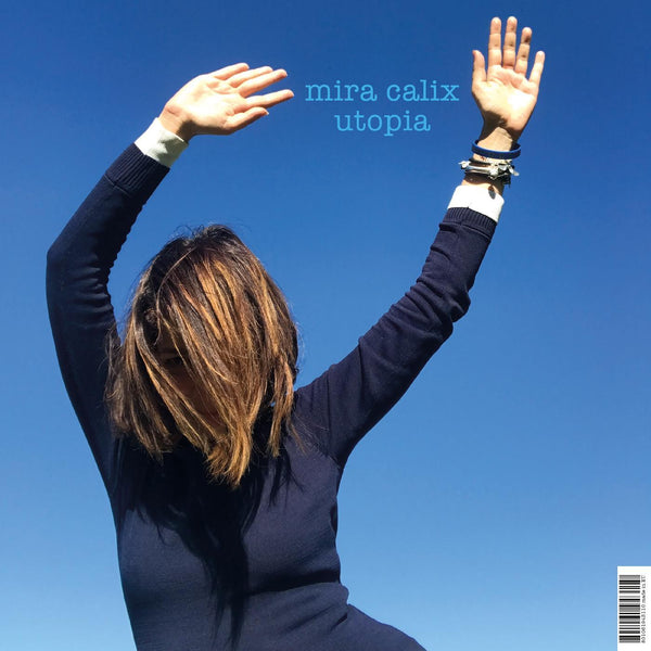 "Mira Calix - Utopia (EP - 10"" Vinyl) Warp Records"