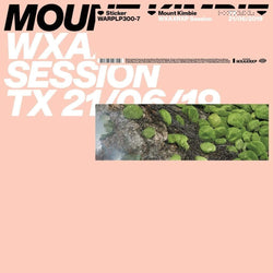 Mount Kimbie - WXAXRXP Session (LP) Warp Records