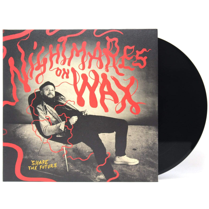 Nightmares On Wax - Shape The Future (2xLP - Gatefold) Warp Records