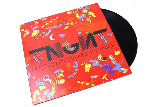 TNGHT (Hudson Mohawke & Lunice) - TNGHT (EP) Warp Records