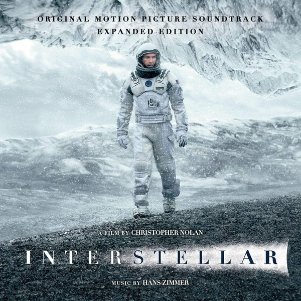 Hans Zimmer - Interstellar (4xLP - Expanded Edition + Etching) WaterTower Music