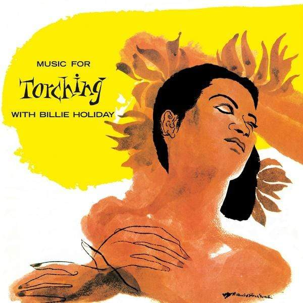 Billie Holiday - Music For Torching With Billie Holiday (LP) Wax Love